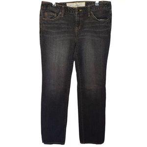 Ann Taylor Loft Slim Boot Cut  Size 6 Tall Jeans